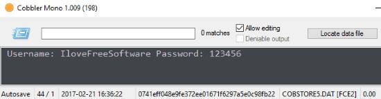 cobbler password manager for windows