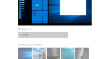 how to disable desktop wallpaper change in windows 10