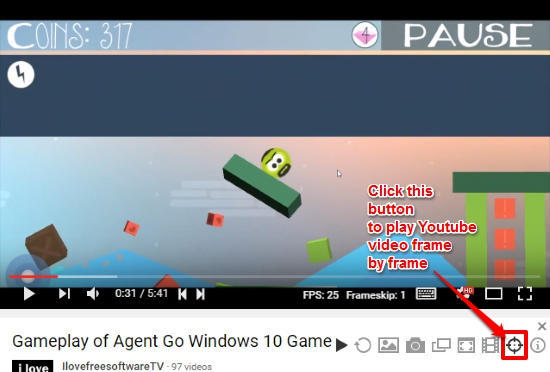 how to play youtube videos frame by frame-youtube plus chrome extension