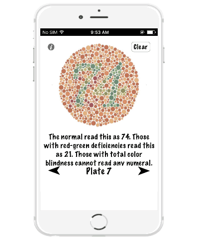 iphone apps to test color blindness-ColorTest