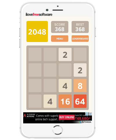 5 free iphone number puzzle games similar to 2048 Android game- 2048