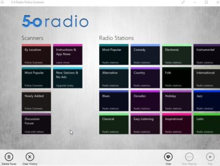 5 Free Windows 10 Police Radio Scanner Apps