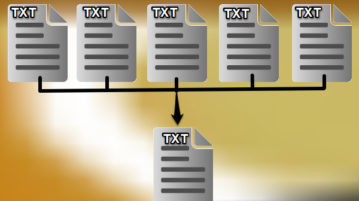 5 Free Software To Merge Text Files featured