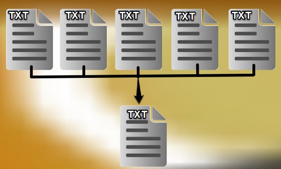 5 Free Software To Merge Text Files