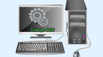 5 Free Software To Modify OEM Information Of Any PC
