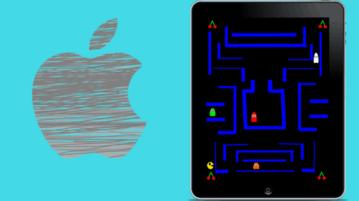 5 free ipad pacman games