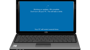 How To Add A Fake Windows Update Screen To Play A Prank