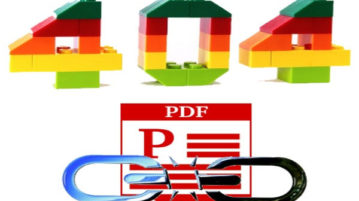 How To Find Broken Links In PDF Files