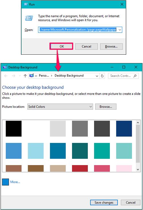 Windows 7 old wallpaper ui menu
