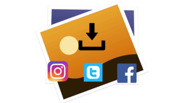 download photo albums from facebook twitter instagram