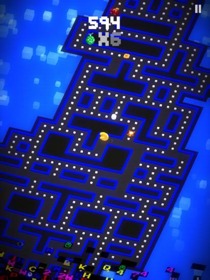 pacman 256 ipad pacman game