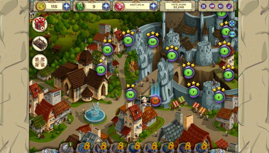 Solitaire Tales Facebook Free