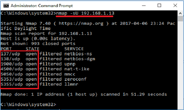 4 Free Command Line Software To See Open Ports On PC