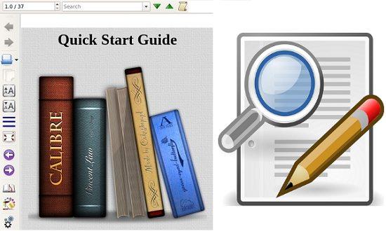 5 Free EPUB Metadata Editor Software For Windows open