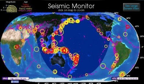 5 Free Earthquake Monitoring Software For Windows