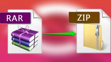 5 Free RAR To ZIP Converter Software For Windows feat