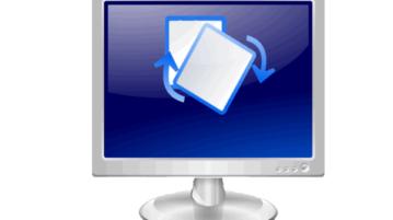 5 Methods To Rotate Windows Desktop Screen FEAT