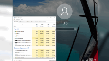 How To Open Task Manager On Login Screen In Windows 10 feat
