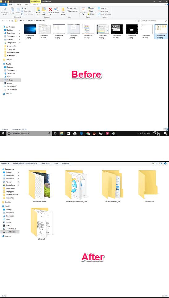 How To Remove Title Bar, Menu Bar, Address Bar, Taskbar From Explorer