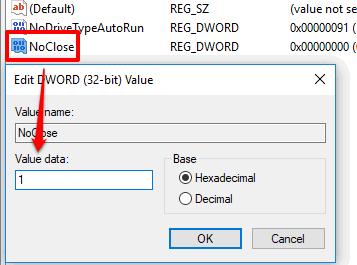 add 1 in value data