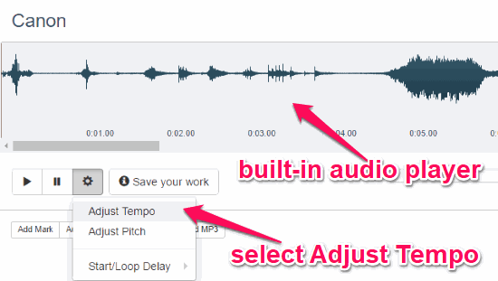 5 Free Online Tempo Changer to Change Playback Speed of