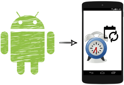 android apps to set recurring alarms