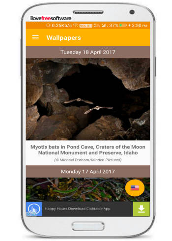 How To Set Bing Wallpaper Of The Day As Daily Android WallpaperHow To Set Bing Wallpaper Of The Day As Daily Android Wallpaper