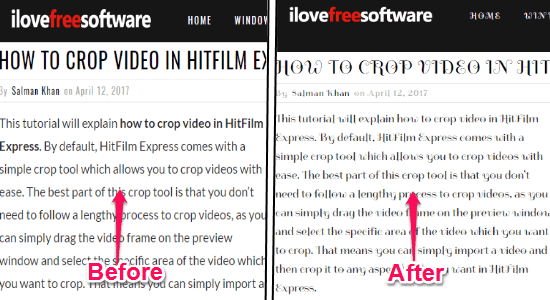 change font of any webpage into a google font