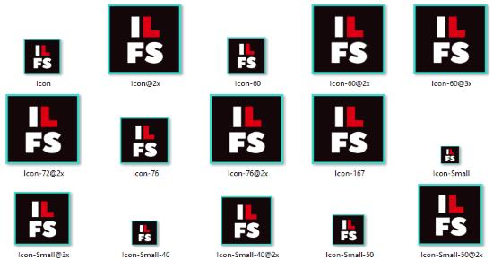 create app icons