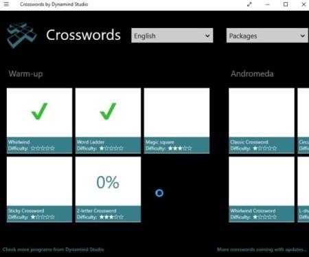 crosswords by dynamind1
