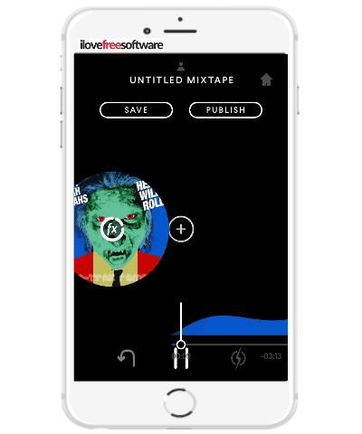 iPhone App To Create Mixes From Spotify Music