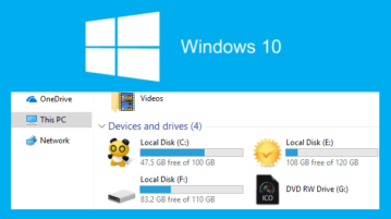 free drive icon changer software for windows 10