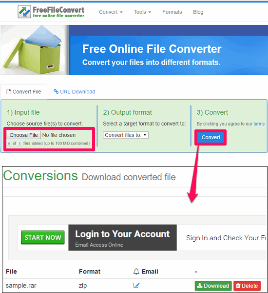 Convert.rar free download