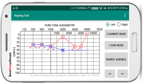 5 free hearing test apps for android