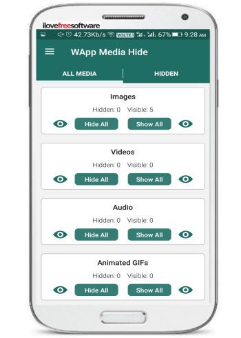 how to hide whatsapp chat media from gallery