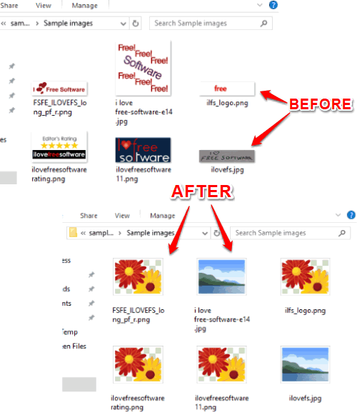 image thumbnail previews disabled in windows 10