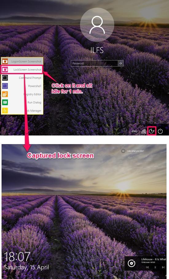 method 2 capture print screen