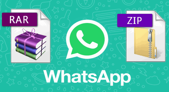 How to Send Unsupported Files in WhatsApp without Root on