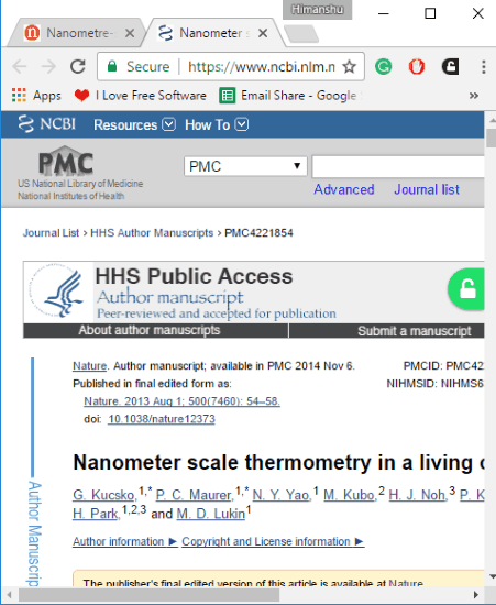 Free Chrome Extension To Bypass Paywalls And Read Research Papers For Free