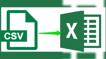 5 Free CSV To Excel Converter For Windows, Convert CSV To XLSX