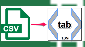 5 Free CSV To TSV Converter Software For Windows featured