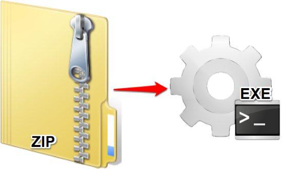 5 Free ZIP To EXE Converter Software