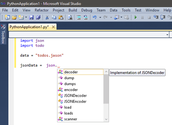 How To Use Python In Visual Studio