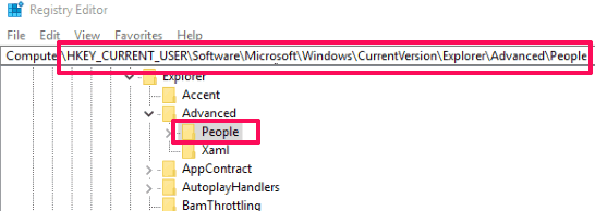 access people key