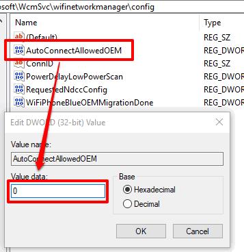add 0 in value data