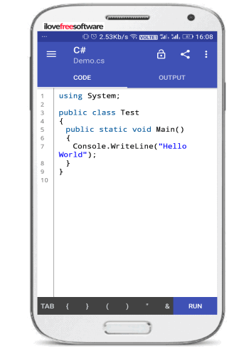 compiler beta- ide