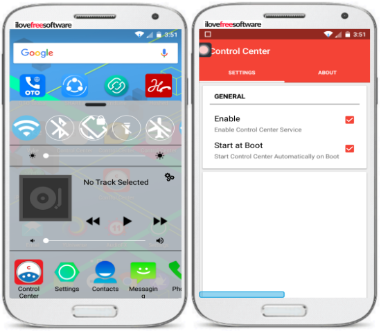 5 free control center apps