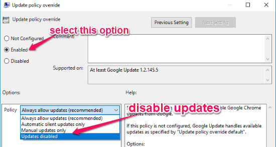 How to Stop Auto Updates of Google Chrome