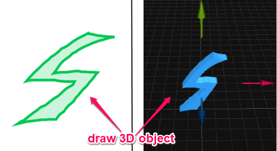 Create 3D Model Online With 3D Drawing, Text, Shapes for Free