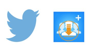 how to bulk extract public info of Twitter followers